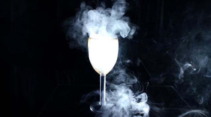 Fumée nuage tours de Magie comédie scène Magia fumée de tasse vide Magie mentalisme Illusions Gimmick accessoires classique jouets fête