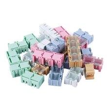50 pcs SMD SMT Electronic Parts Mini Storage Box High Qualit