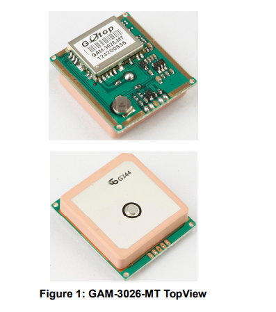 JINYUSHI FOR Gotop GPS Module GAM-3026-MT Complete GPS Engine Module MTK3339 Chipset Ultra High Sensitivity: -165dBm