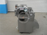 commercial vegetable potato onion dicing machine fruit diced wafer dicing machine