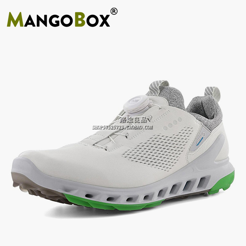 2020 New Mens Golf Shoes Autumn Pro Spikeless Sport Walking Sneakers for Man Trainers Male Athletics Golfing Sneakers Cushion 1