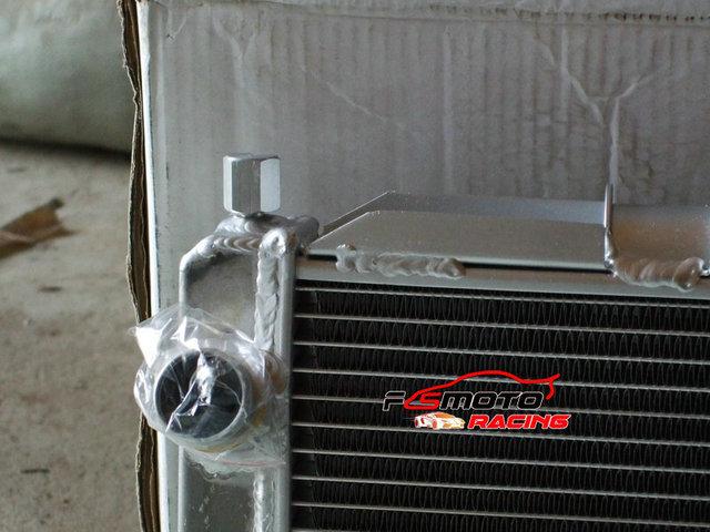 Алюминиевый гоночный радиатор + вентилятор для Toyota MR2, для Toyota MR2, MR-2, SW20, 3, SGTE MT 90, 91, 92, 93, 94, 95, 96, 97