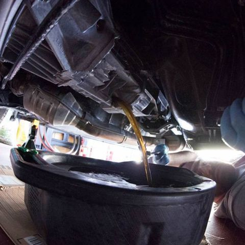 75l bandeja drenagem oleo plastico