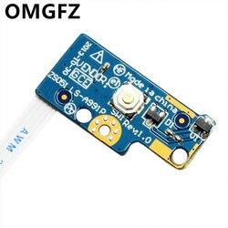 Новая панель кнопки питания с кабелем для HP 15-G SERIES 749650-001 LS-A991P 455MKL32L01 NBX0001JS00