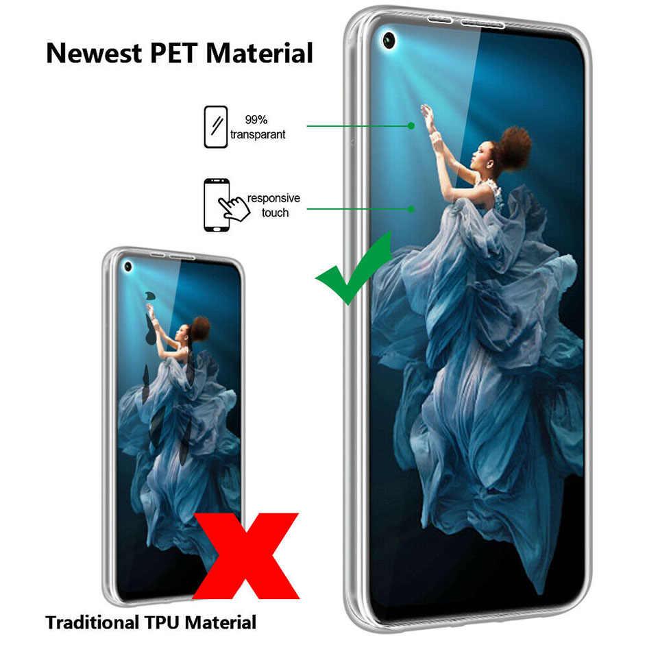 360 Полный силиконовый пластиковый прозрачный чехол для Huawei mate 30 20 Pro Honor 20 P30 P20 Lite 2019 полный корпус защитный чехол для телефона