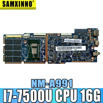 For Miix 720-12IKB motherboard DMX50 NM-A991 Rev:1.0 MB L 80VV WIN I7-7500U UMA 16GTPMWWFor motherboard 100% fully tested