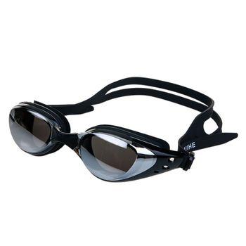 Męskie damskie okulary pływackie dla dorosłych basen sportowe okulary okulary wodoodporne męskie kobiece gogle pływackie okulary okulary pływackie tanie i dobre opinie 3 5CM MULTI 5 0CM Poliwęglan Octan HN91