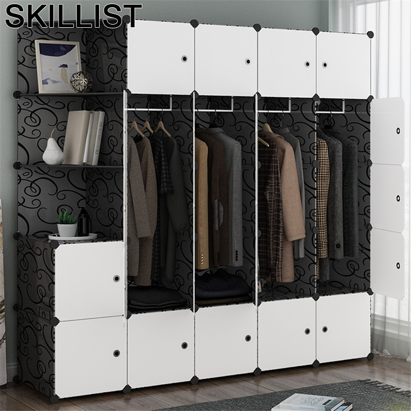 Garderobe Armario Mobili Home font b Closet b font Storage Dresser Bedroom Furniture Cabinet Mueble De