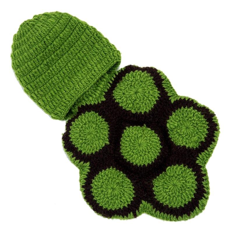 Babies Kids Infant  Handmade Knit Beanie Cap Costume Hat