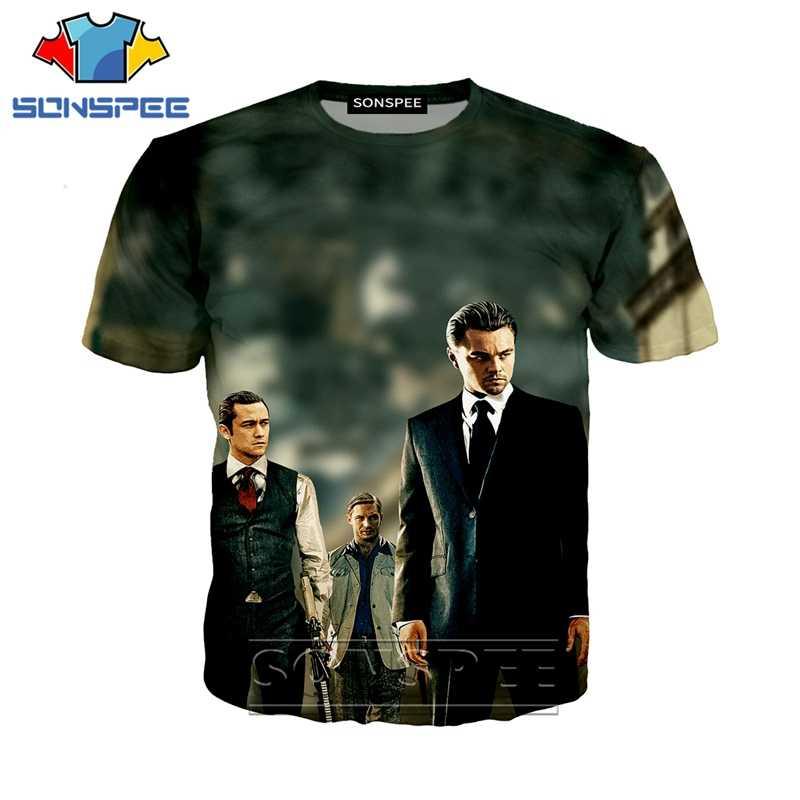 Anime 3d พิมพ์ Leonardo DiCaprio เกมโลโก้ t เสื้อ streetwear ผู้ชายผู้หญิงเสื้อยืดแฟชั่น Harajuku เด็กเสื้อ homme tshirt A241
