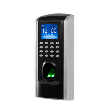 125 Khz RFID Fingerprint Access Control  TCP IP Employee Time Attendance with Access Control Keypad Biometric Access zk  F7