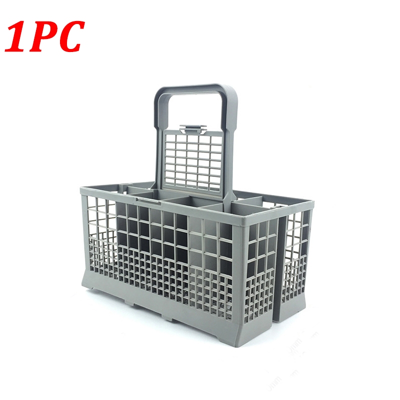 1PC Universal Cutlery Dishwasher Basket For Bosch Siemens Kenmore Whirlpool Maytag Kitchenaid Spare Parts Accessories