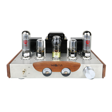 Himing Mona ใหม่เครื่องขยายเสียงหลอด HiFi RH34W EL34เสียง Single Ended Amplifier 2.0เสียง Handmade Class A Amp มาตรฐานพร้อมหลอด