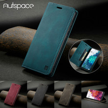 Luxury Leather phone Case For Samsung galaxy A51 A71 A52 A21S A50 A40 Note 20 S21 Ultra S20 FE S10 S9 Plus M31 Magnetic Wallet