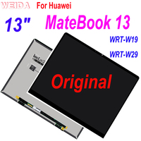 New Original 13 Lcd For Huawei MateBook 13 Display Screen Assembly for Huawei Mate Book 13 WRT W19 WRT W29 Non Touch 2160*1440
