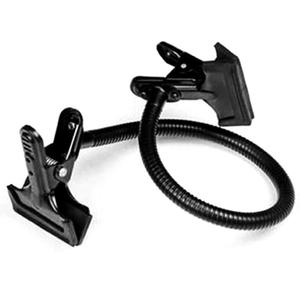 Image 3 - 新しい背景ホルダーcクランプクリップカメラ写真スタジオフレックスアームリフレクター新カメラホルダーアクセサリーブラック新耐久性のある黒