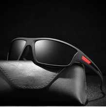 ZXWLYXGX Polarized Sunglasses Men's Driving Shades Outdoor sports For Men Luxury Brand Designer Oculos Driving Eyewear uv400