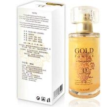 Мужские золотые духи, флирта и помощи любви Lomon парфюм 50 мл