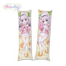 New Kobayashi san Chi No Maid Dragon Anime Miss Characters KannaKamui Hugging Body Pillow Cases