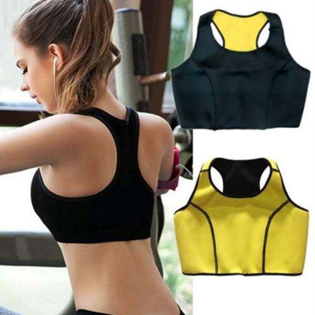 Women Slimming Vest Neoprene Shaper Sports Suit Pants Belt Half Vest Sweat-burning Fat-sculpting Body Shaper Yoga Corset 3