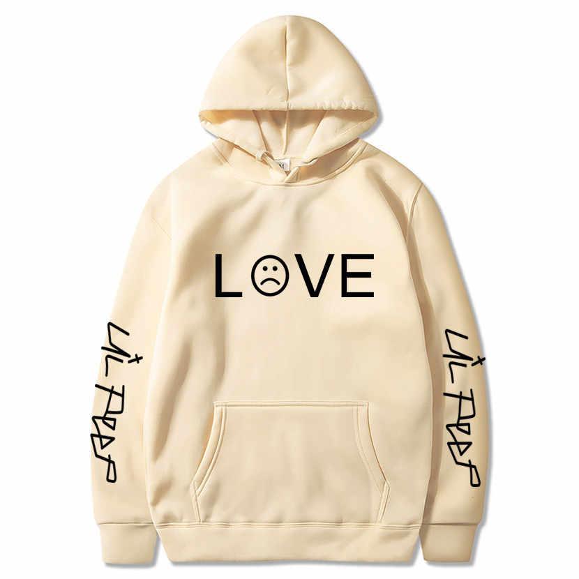 2020 Lil Peep Hoodies hell boy lil.peep men/women Hooded Pullover male/female sudaderas cry baby hood hoddie Sweatshirts love