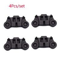4 packs w10195416 menor peça de substituição da roda da máquina de lavar louça para ap5983730 ps11722152 w10195416 w10195416vp