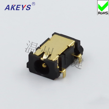 6 PCS DC-045A gold-plated DC power socket environmental protection high temperature resistant digital accessories DC socket цена