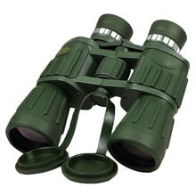 60X50 Binoculars Night Vision Telescope Zoom Military Army High Power HD Binoculars Telescope Anti UV Hunting free shipping 18x 200x28 ucf high power high quality outdoor folding zoom binoculars telescope for hunting travel