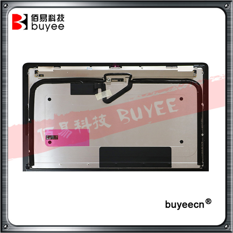 Original 21.5 A1418 2K LCD Screen Assembly For iMac A1418 LM215WF3 SD D1/D2/D3/D4 EMC2544 2012-2014 LCD Display Glass Assembly image