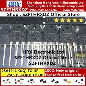Image 2 - 100% nuovo originale 2SA1941 O(Q) 2SC5198 O(Q) TO3P 2SA1941 2SC5198 A1941 C5198 TO 3P Bipolar transistor 25PCS/Tubo (10set = 20pcs)