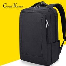 Новая мужская модная деловая аутентичная сумка через плечо Студенческая Красивая простая многофункциональная вместительная сумка для компьютера