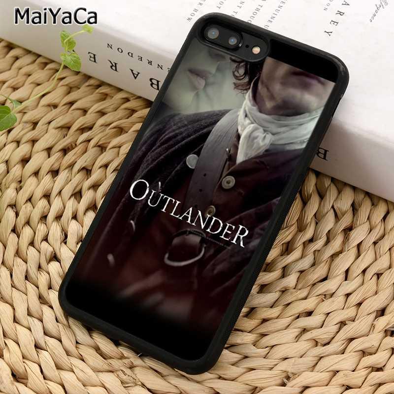 Maiyaca Outlander TV Series untuk iPhone X XR X 11 Pro Max 5 6 6 S 7 8 PLUS Samsung Galaxy S5 S6 S7edge S8 S9 S10