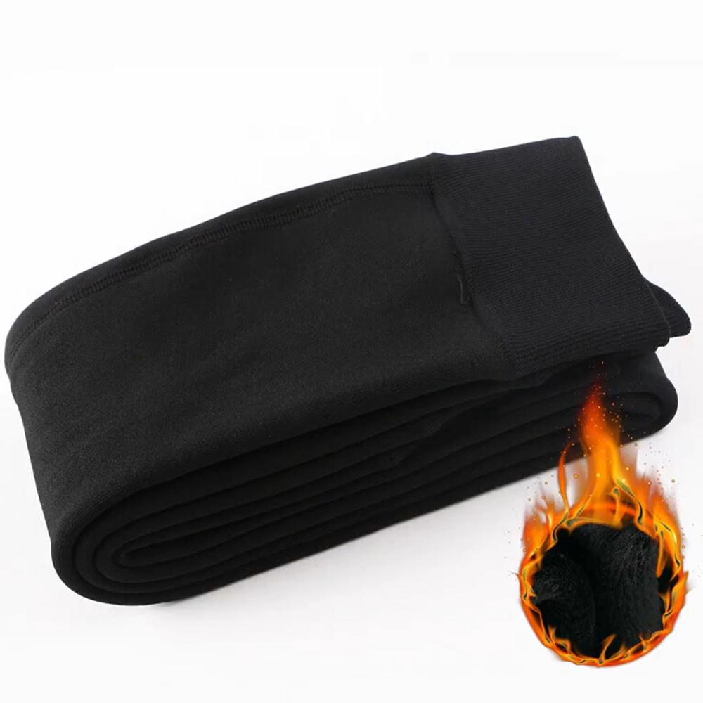 DANALA Women's Warm Thermal Leggings Pantyhose 200g Thick Slim Fit High  Stretchy Velvet Fleece Lined Hot Autumn Winter Spring