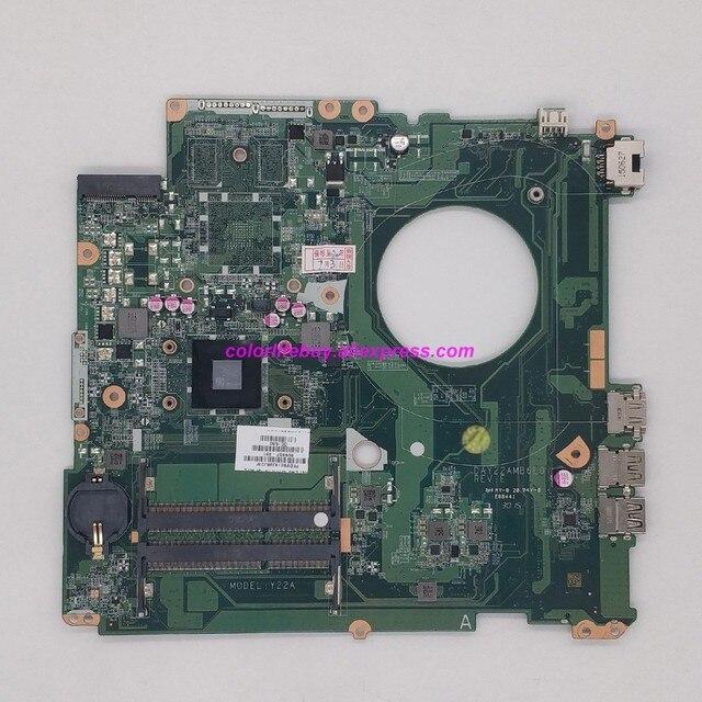정품 809987 001 809987 501 UMA A76M A6 6310 DAY22AMB6E0 HP 17 P 시리즈 17Z P000 노트북 PC 용 노트북 마더 보드 메인 보드