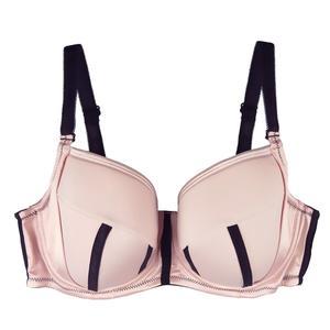 Image 5 - MiaoErSiDai Womens Sexy Bra Pink Push Up Bra Padded Lingerie High Quality Top Underwear Plus Size Brassiere 32 42 C G