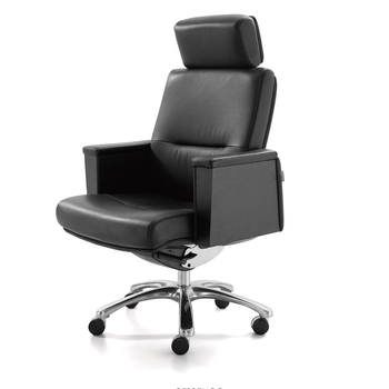 Genuine Leather Computer chairs High quality New Ergonomic Gaming chair Office furniture Russia Fast Shipping