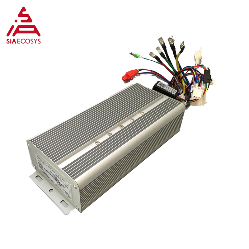Yuyang King YKZ120150FB 3500-4000w Brushless Motor Controller With Bluetooth Adapter