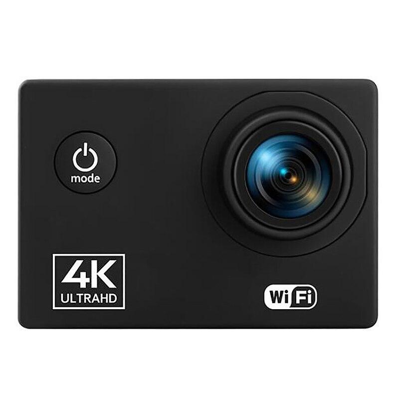 AT-Q40C Action Camera 2.7K/30FPS 1080P/60FPS WIFI 24MP Ultra HD Mini Helmet Cam WiFi Waterproof Sports Camera