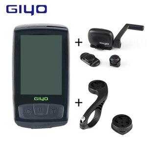 Image 5 - Không Dây Bluetooth4.0 Xe Đạp Máy Tính Đồng Hồ Tốc Độ Xe Đạp Tốc Độ/Nhịp Cảm Biến IPX5 Chống Thấm Nước Đi Xe Đạp Xe Máy Tính