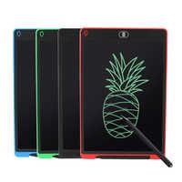 Grafiken Tablet LCD Zeichnung Tablet 12 Inch Schreibtafel Tablet Bord Elektronische Ultra-dünne Board mit Stift Drahtlose Handschrift pads