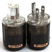 A pair of C 037 p 037e power plug connector EU IEC power plug C 037 p 037e plug connector