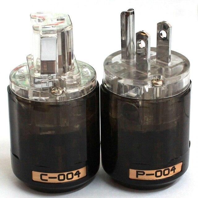 Una coppia di C 037 p 037e spina di alimentazione connettore EU IEC spina di alimentazione C 037 spina di p 037e