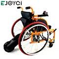 EJOYQ 24V 250W электрическая инвалидная коляска B2 трактор инвалидная коляска ручной велосипед электрическая коляска конверсионный комплект с ба...