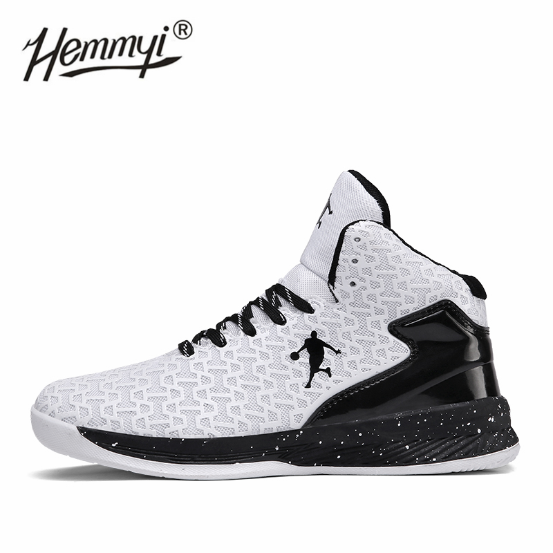 2019 New High-top Mesh Basketball Shoes Men Women Unisex Outdoor Sneakers Breathable Sport Jordan Shoes Man Big Size 36-47