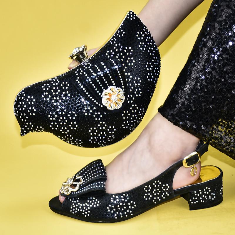 Italian Shoe and Bag Sets