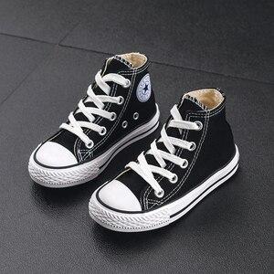 Image 2 - أحذية أطفال كافانس للبنات بنين أحذية رياضية للأطفال أبيض أسود برتقالي وردي أخضر أحمر أزرق