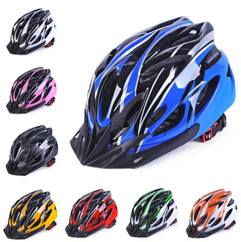 Kuulee Bicycle Helmet Ultralight Breathable For Man Woman Integrated-Molding
