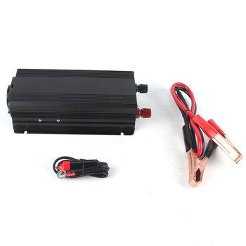 Car Solar Power Inverter DC 12 to AC 230V Modified Converter 400W EU type Overload Protection Sine Wave Converter