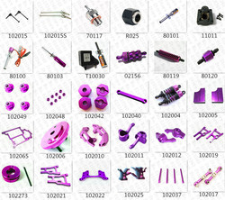 HSP Spare Parts Aceesories Upgrade Aluminum Alloy For HiSpeed Himoto 1/10 4WD R/C Model Car On Road Baja SONIC Nitro Power 94102