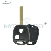 цены Remtekey Remote key shell 2 button for Lexus Toy48 short key blade ES350 IS250 IS350 SC430 2005 2006 2007 2008